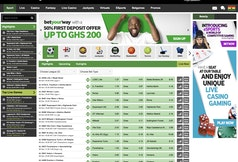 Sports betting sites in ghana yolanda adams on bet awards