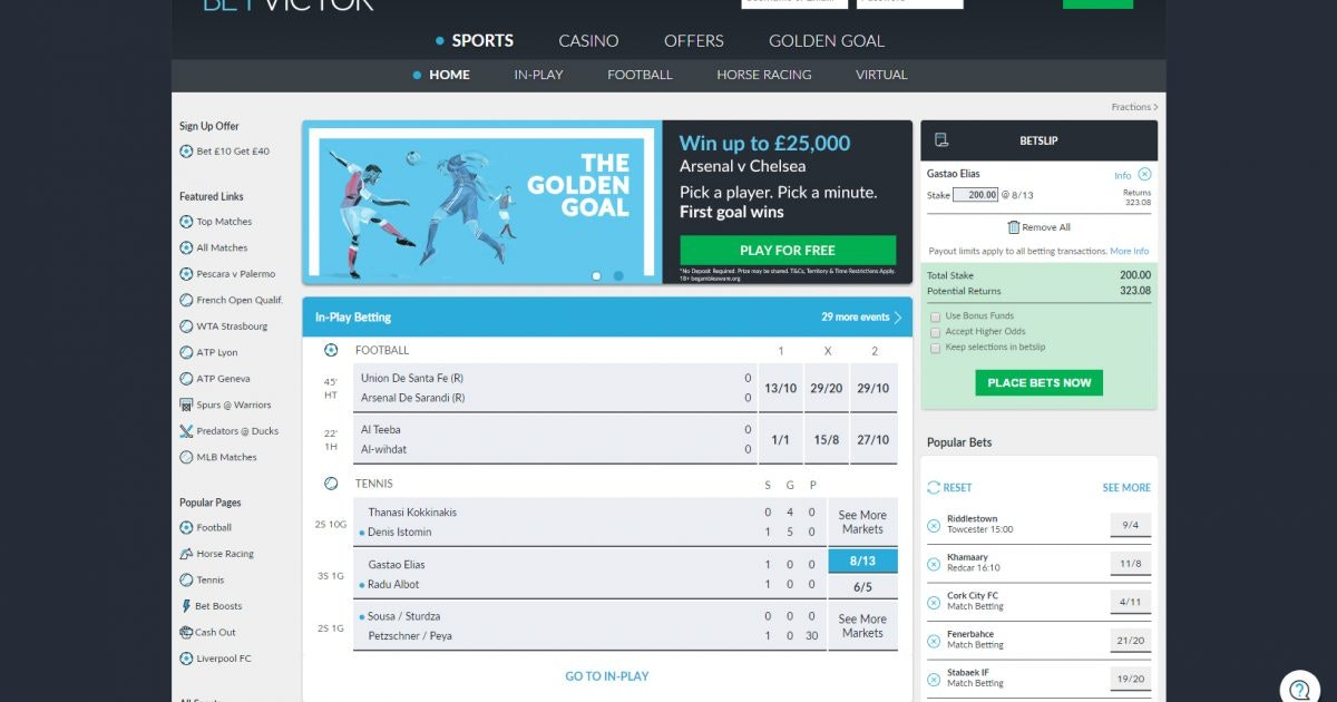 Betvictor Reviews