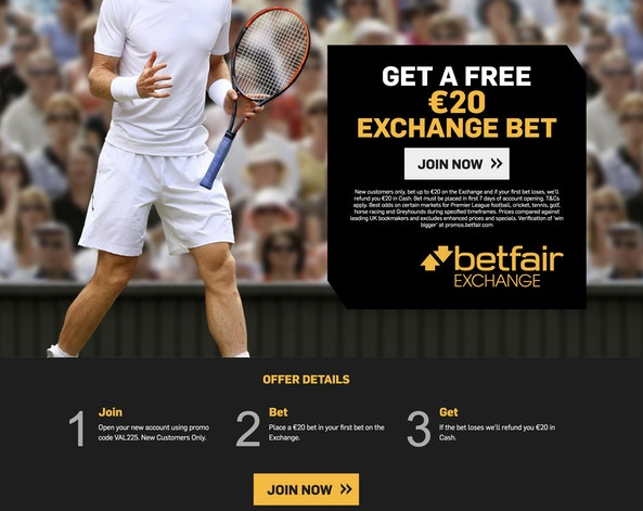 Bet Promotion