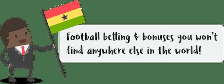 Football betting sites in ghana africa chardy vs muller betting expert football