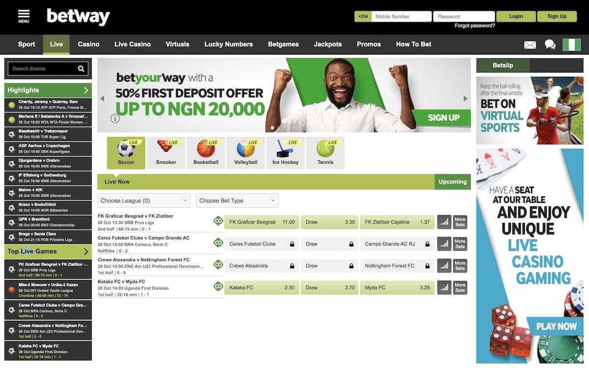 betting football sites in nigeria boko