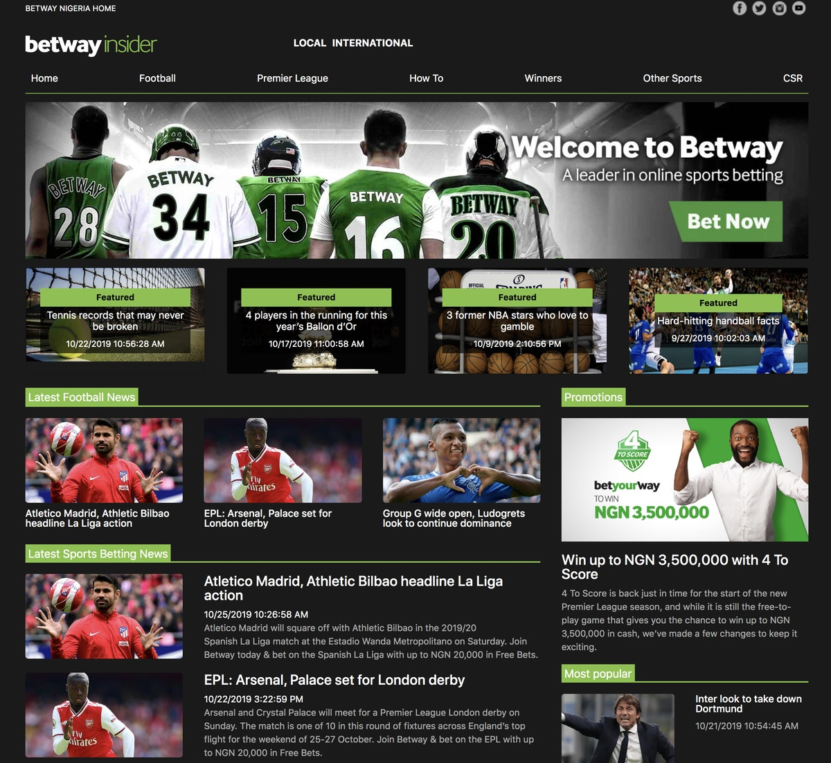 Online betting websites in nigeria things betting picks for 2021 belmont