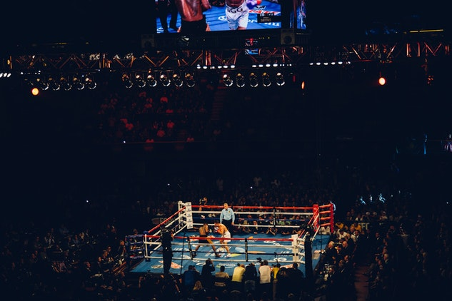 Boxing betting sites 1